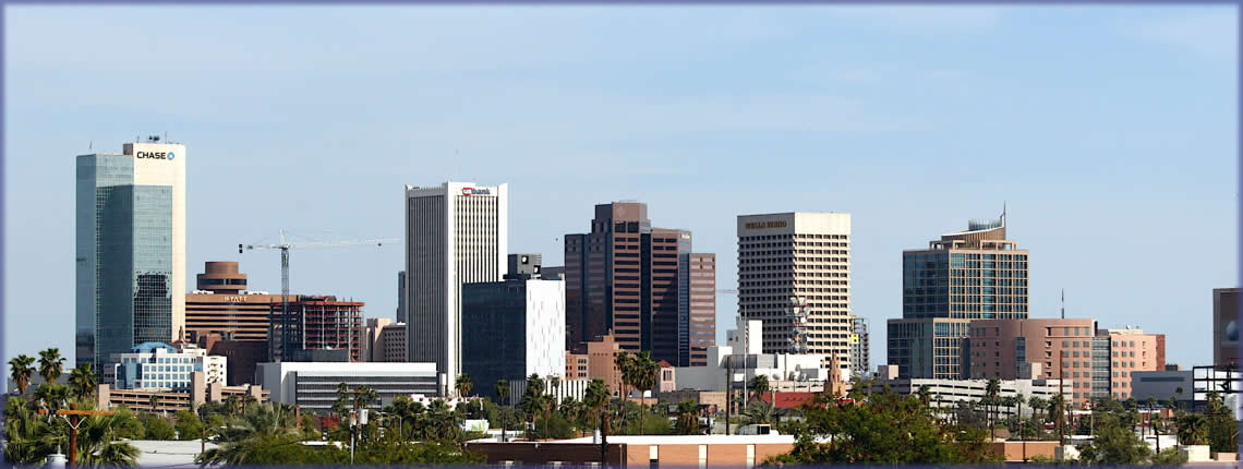 Welcome to Phoenix!